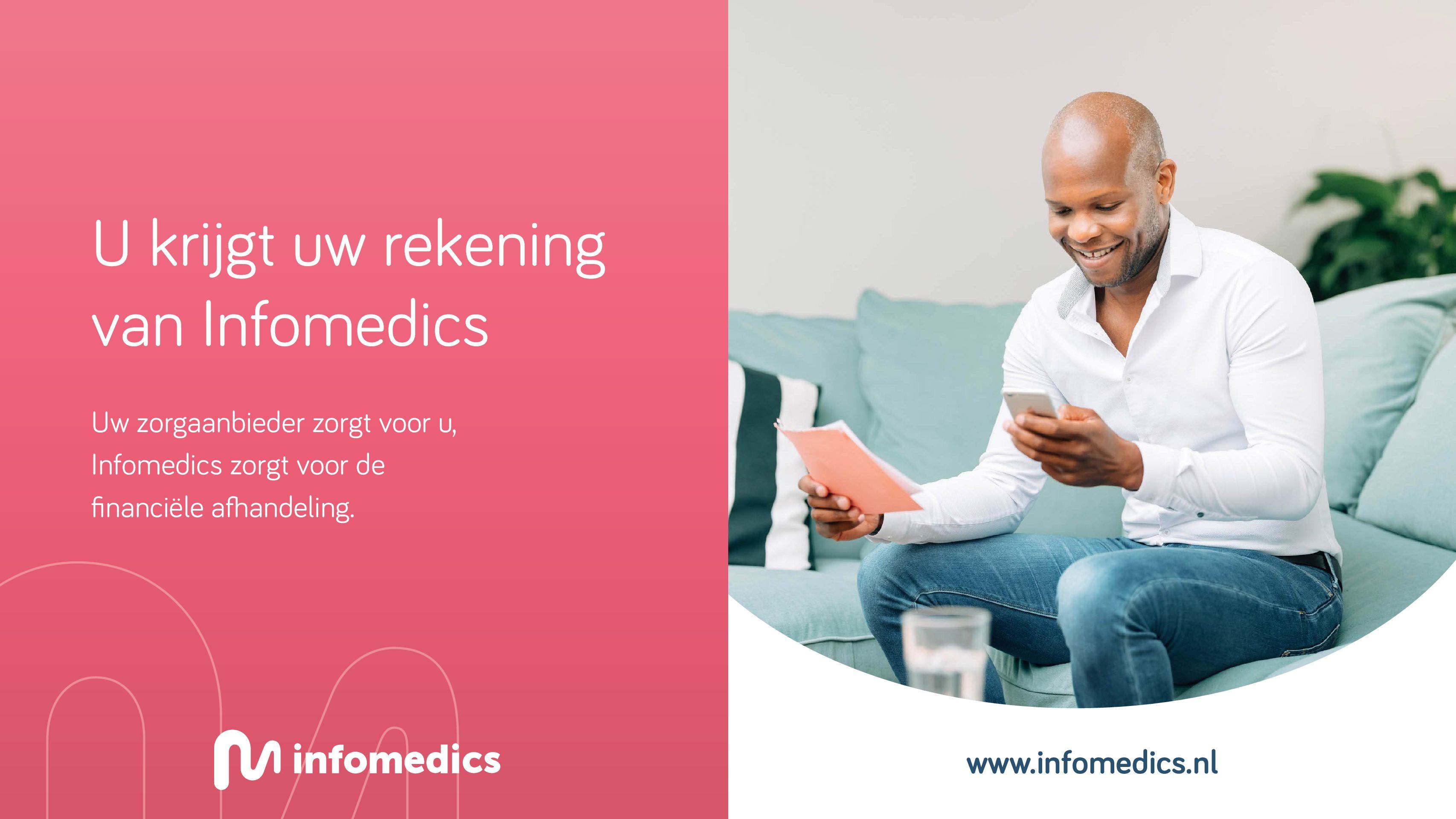01 – U krijgt uw rekening van Infomedics