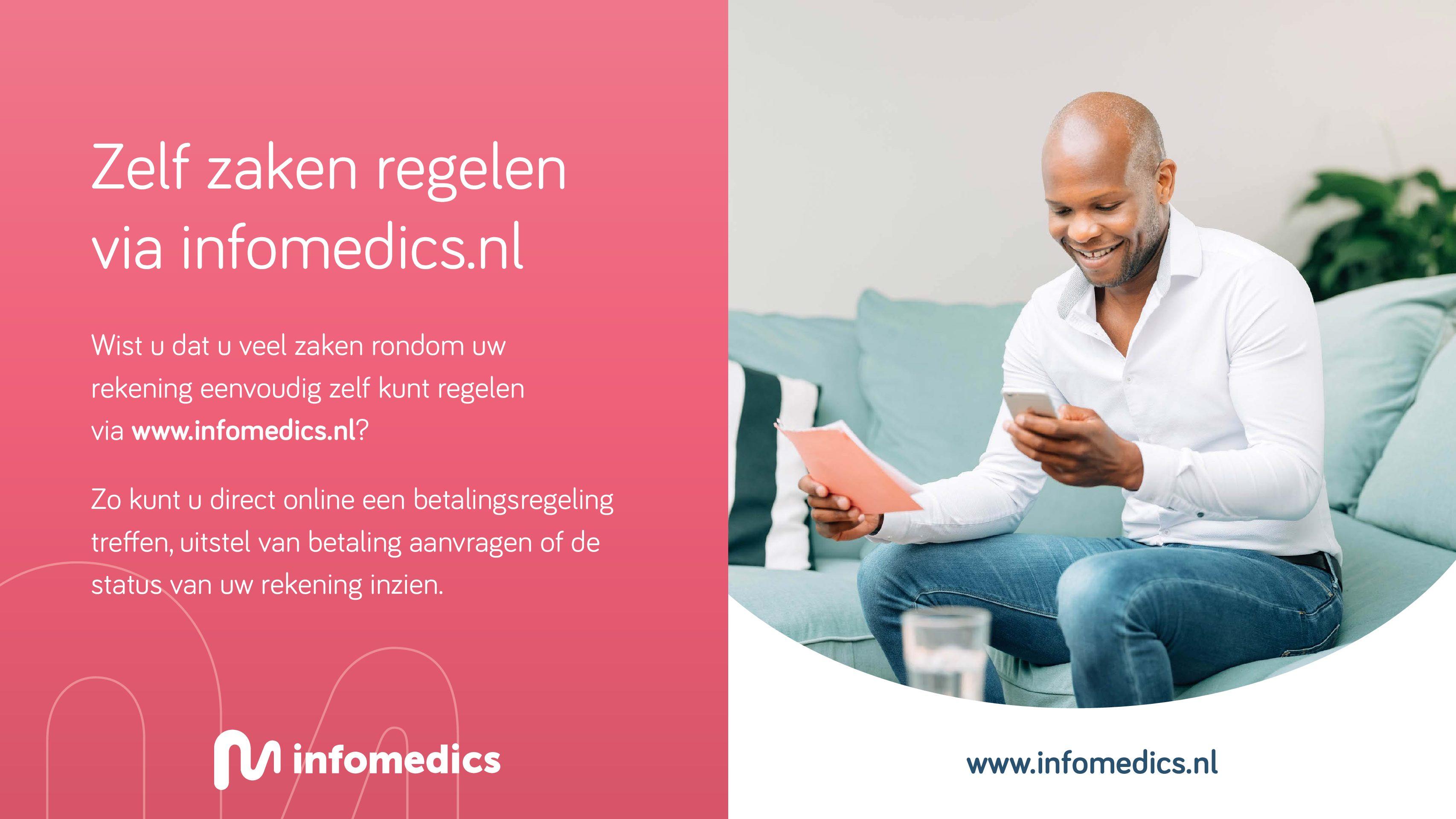 02 – Zelf zaken regelen via infomedics.nl