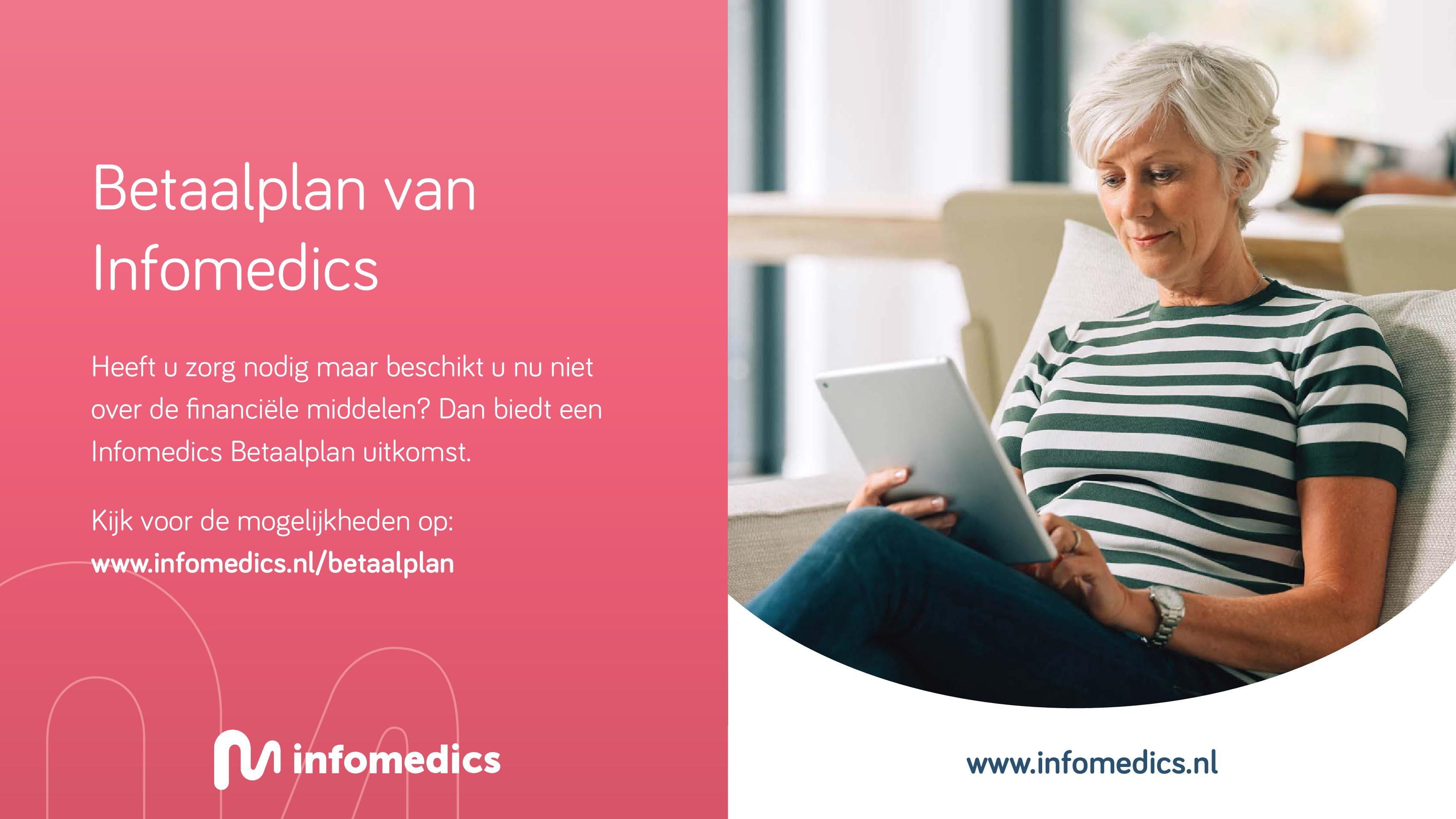 06 – Betaalplan van Infomedics