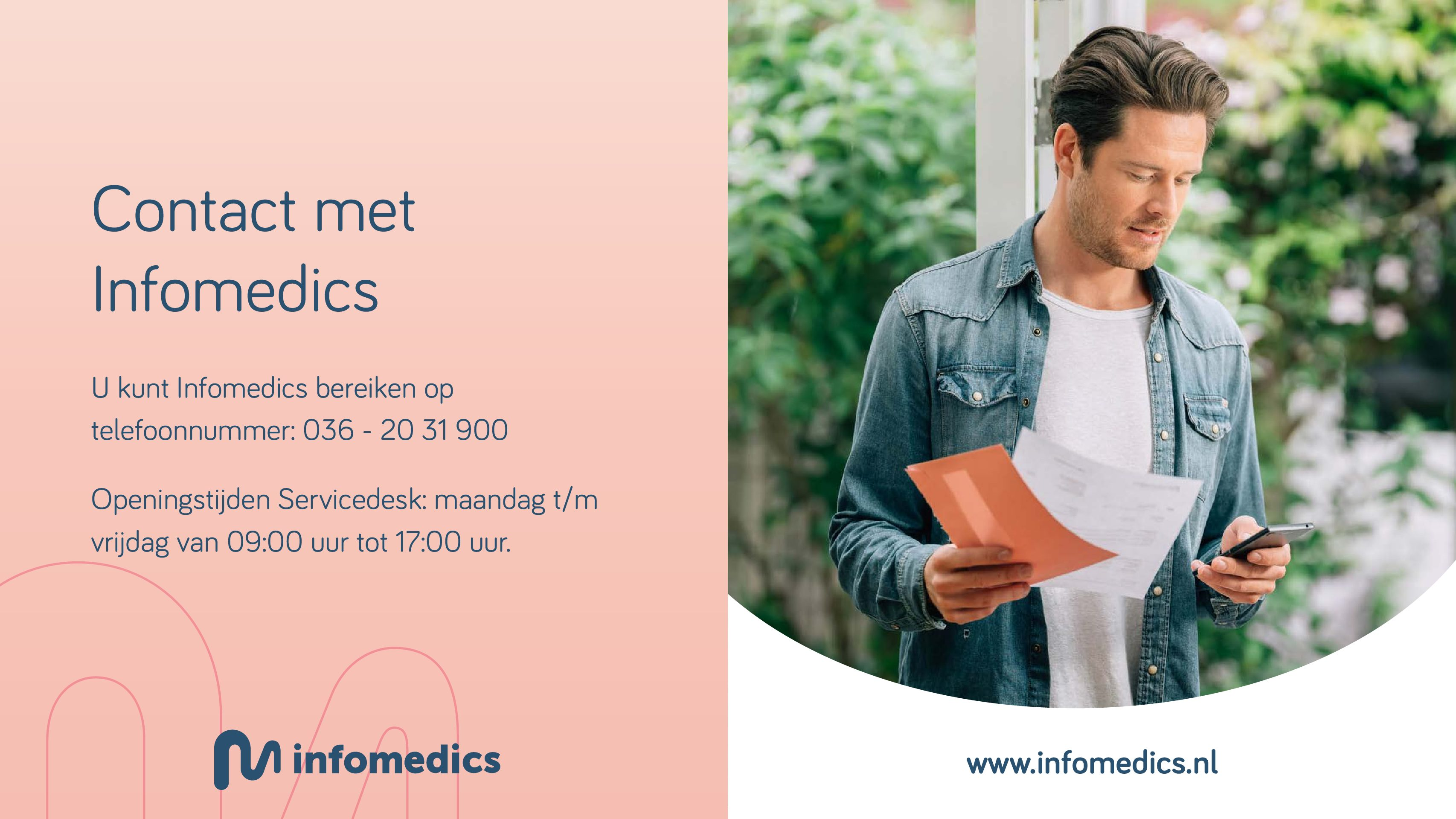 07 – Contact met Infomedics